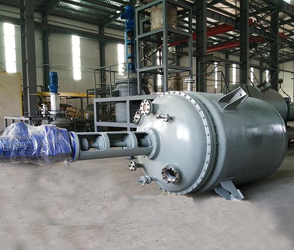 黑龙江低压低温机械密封反应釜